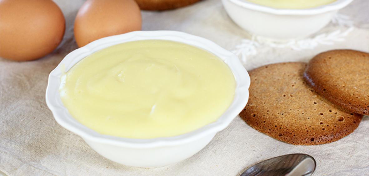 Cucina kosher: la crema pasticciera