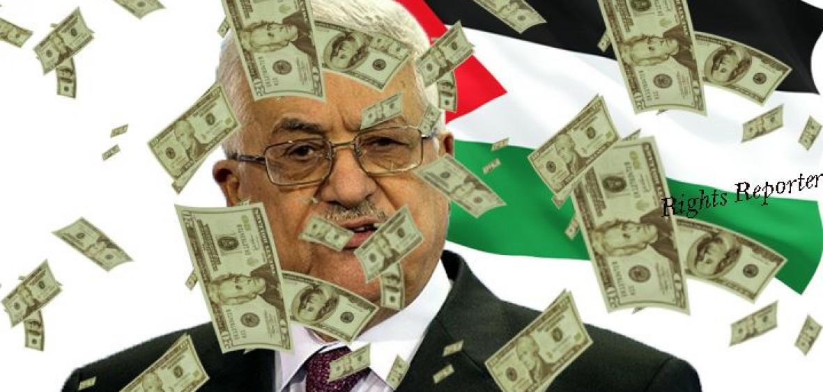 La strana povertà di Abu Mazen e dei palestinesi